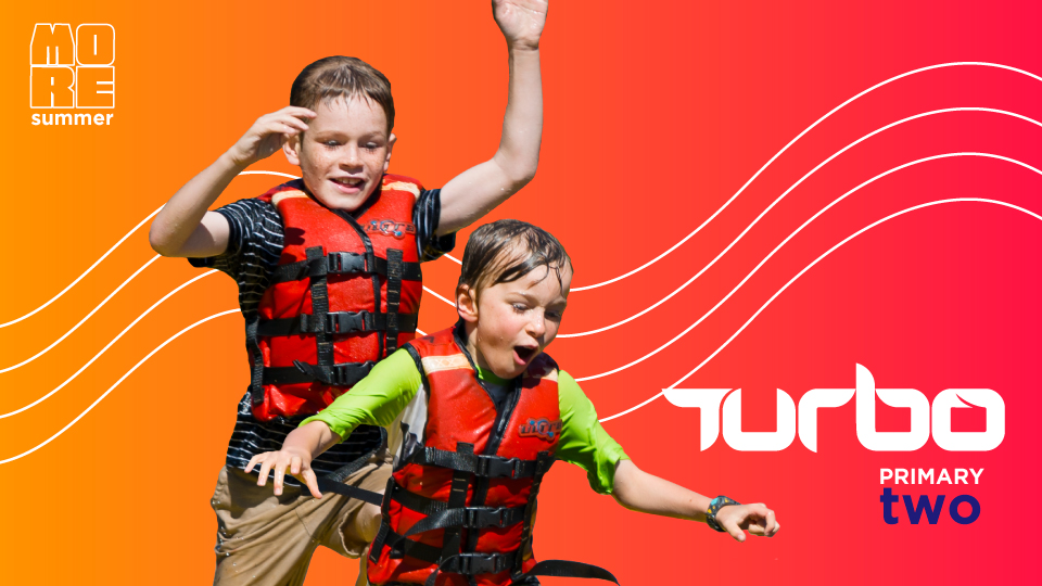 Turbo Summer Primary Camp (Four Night)