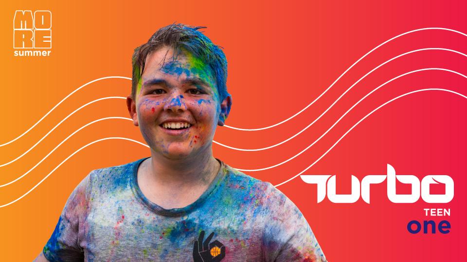 Turbo Summer Teen Camp (Three Night)