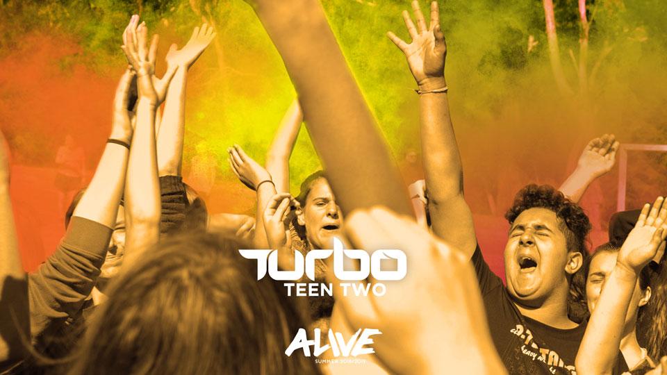 CYC Turbo Summer Teen Camp Two
