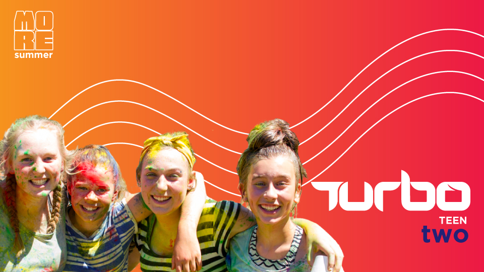 Turbo Summer Teen Camp (Four Night)
