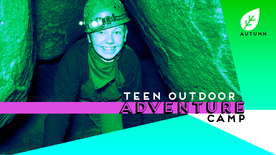 Teen Outdoor Adventure Camp