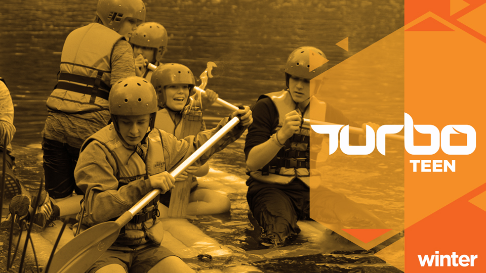 Turbo Winter Teen Camp