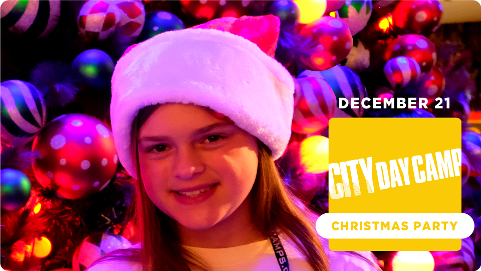 City Day Camp Christmas Party 2020