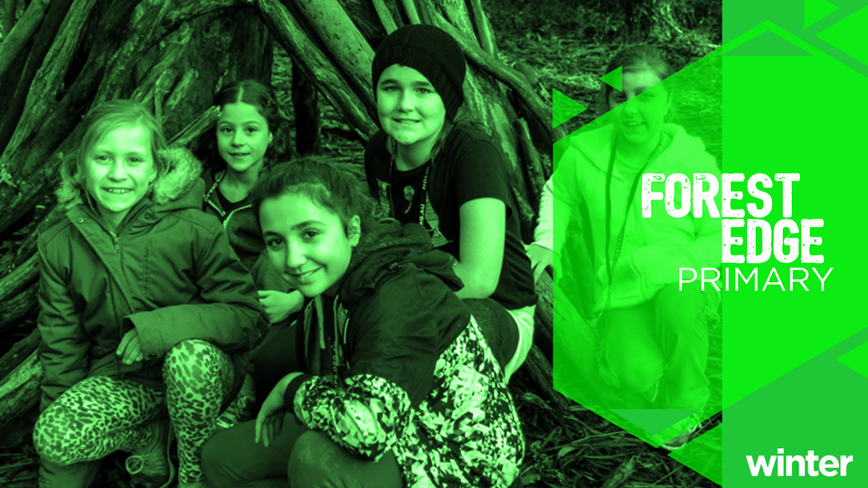 Forest Edge Winter Primary Camp