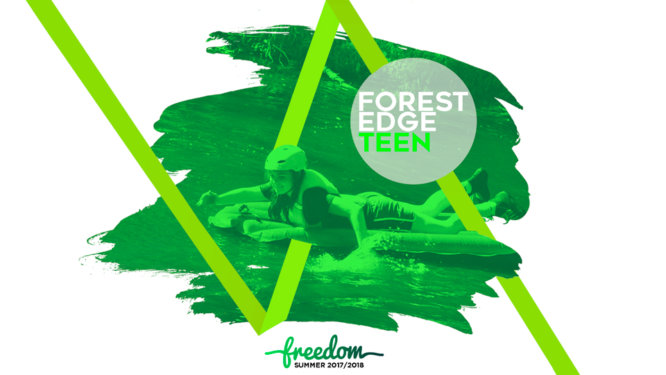 Forest Edge Summer Teen Camp