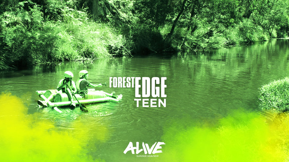 CYC Forest Edge Summer Teen Camp