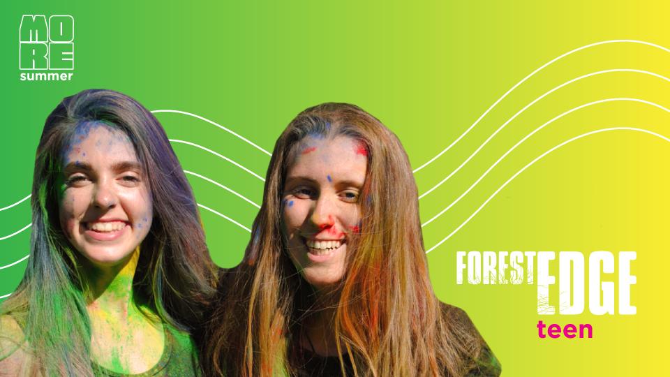 Forest Edge Summer Teen Camp