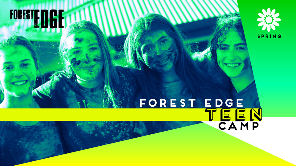 Forest Edge Spring Teen Camp