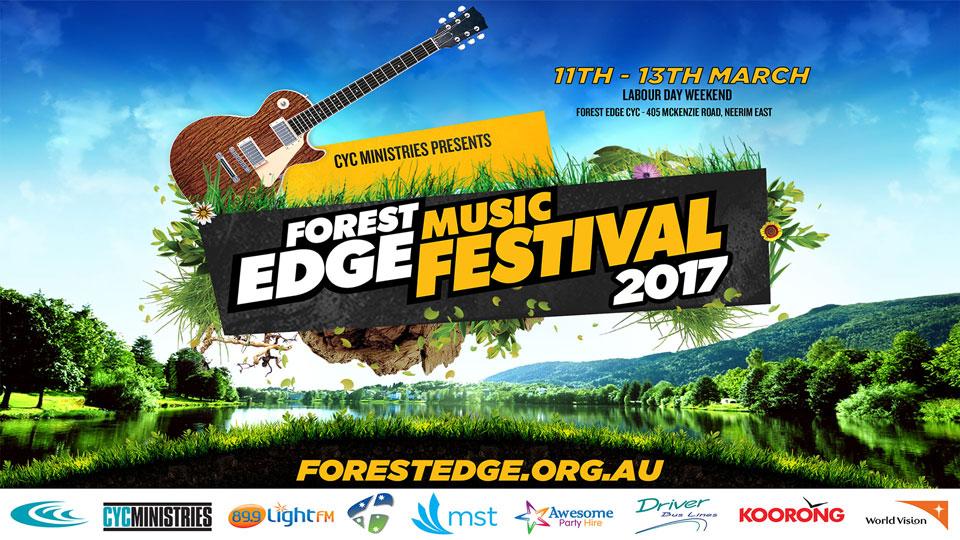 Forest Edge Music Festival 2017