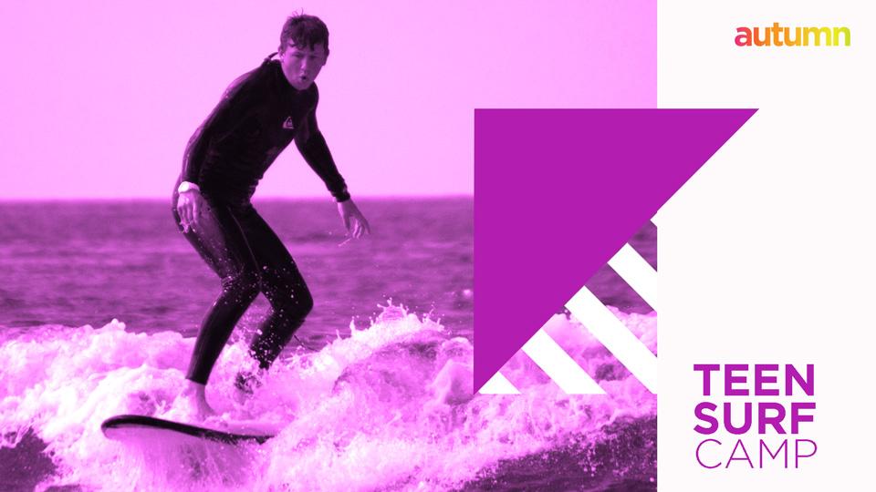 Autumn Teen Surf Camp