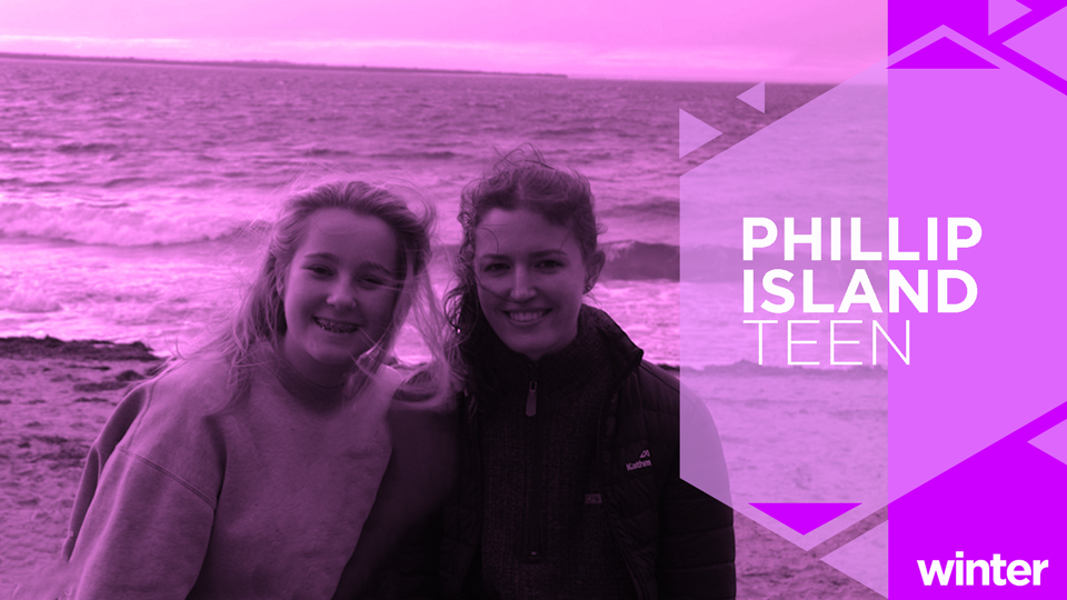 Phillip Island Winter Teen Camp