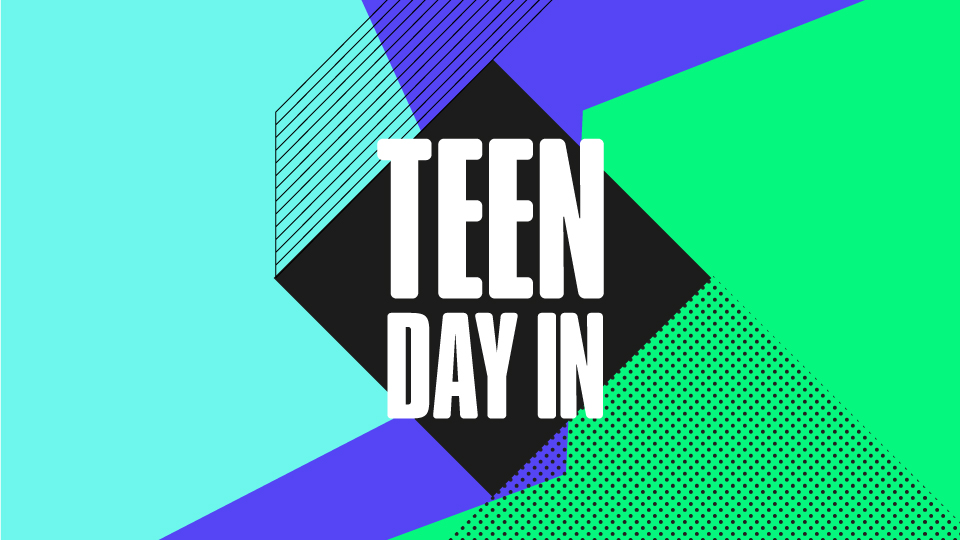 Teen Day In!