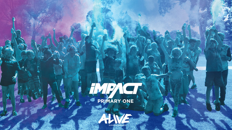 CYC Impact Summer Primary Camp One