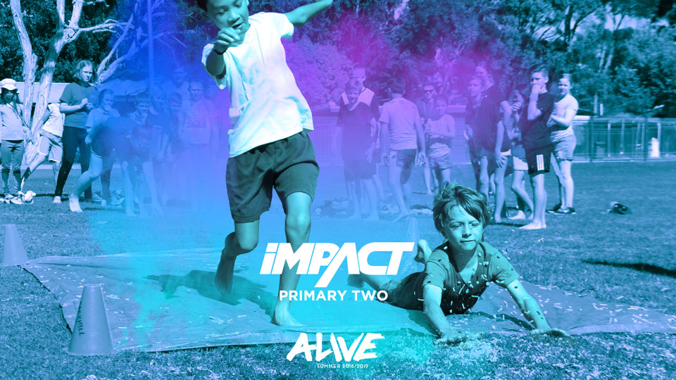 CYC Impact Summer Primary Camp Two