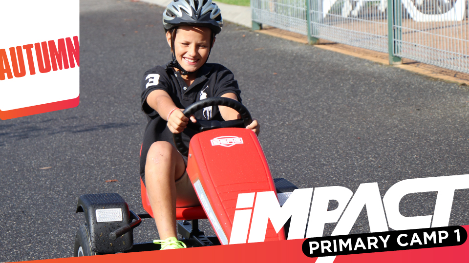 Impact Autumn Primary Camp One