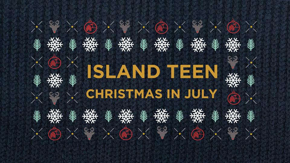 The Island Winter Teen Camp